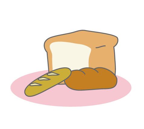 パン食と口の端が切れることの関係と改善方法