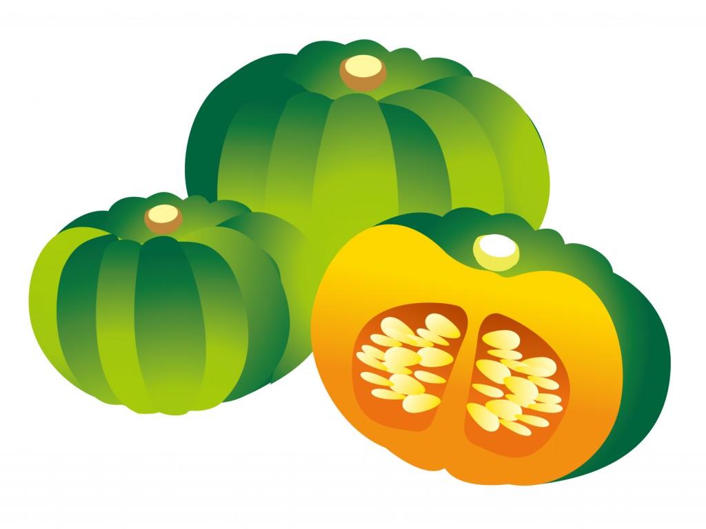 かぼちゃの美肌効果や効能