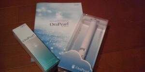 オーラパール(OraPearl)で白い歯と健康な歯茎になって口臭改善