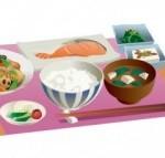体臭や加齢臭改善に良い食べ物や生活習慣