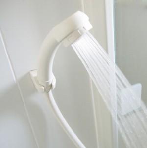 重炭酸入浴剤薬用ホットタブは、シャワーにも使えるの?