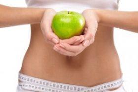 りんごポリフェノールサプリの効果で内臓脂肪も減って痩せるって本当?