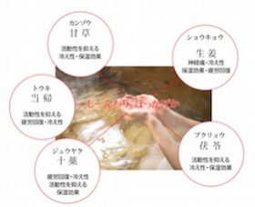 薬用入浴剤kankai(カンカイ)の効果とその理由